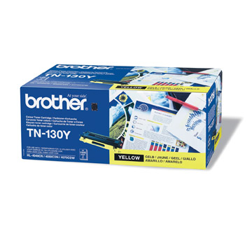 Brother Toner TN130Y Yellow Brother