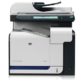 HP Color LaserJet CM3530 MFP Multifunctionale laser color