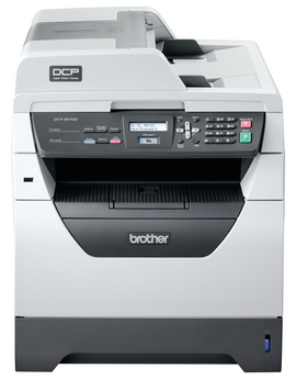 Brother DCP-8070D Multifunctionale laser alb-negru