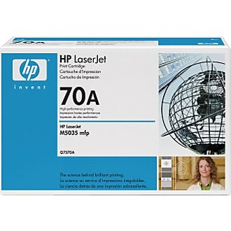 HP Q7570A Toner Black Hewlett Packard
