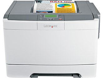 Imprimanta Laser Color Lexmark C540N Imprimante laser color