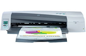 Imprimanta HP Designjet 110plus Plottere