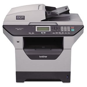 Brother DCP-8085DN Multifunctionale laser alb-negru