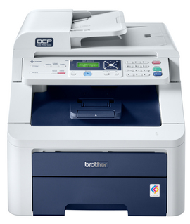 Brother DCP-9010CN Multifunctionale laser color
