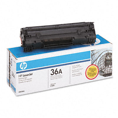 HP CB436A Toner Black Hewlett Packard
