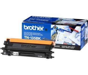 Brother Toner TN135BK Black Brother