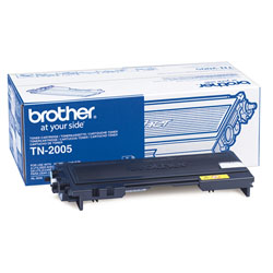 Brother Toner TN2005 Black Brother