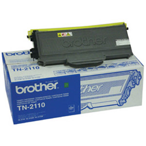 Brother Toner TN2110 Black Brother