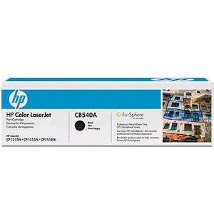 HP CB540A Toner Black Hewlett Packard