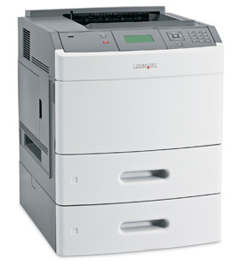 Lexmark t654dtn - Imprimante si multifunctionale