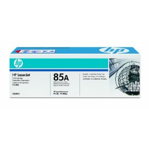 HP Toner CE285A Black Hewlett Packard