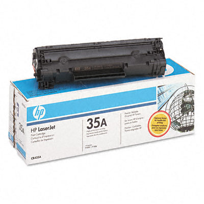 HP CB435A Toner Black Hewlett Packard